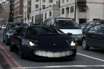 voiture dent