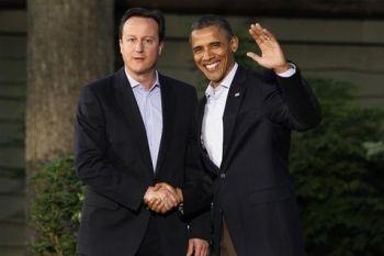 Cameron et Obama