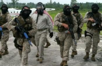 Mercenaires d'Academi en Syrie
