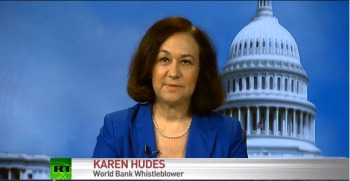 Whistleblower Karen Hudes