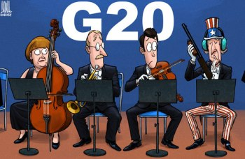 Attitude méprisante des USA au G20