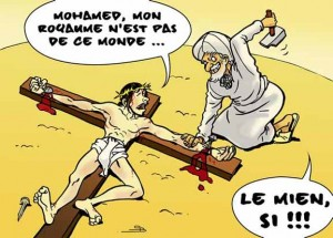 Islamic-Crucifixion