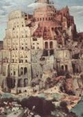 Pieter Bruegel l'ainé Tour de Babel
