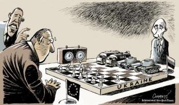 Ukraine jeu d'échec
